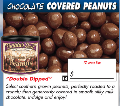 Chocolate Nut Gift Pack
