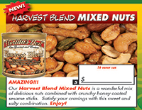 Harves Blend Mixed Nuts